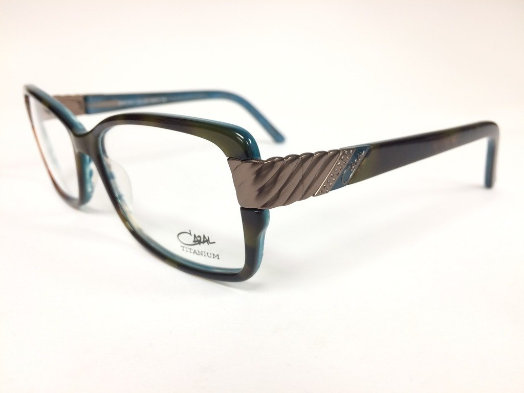 259764566f7a Cazal Tortoise Shell Optical Frame