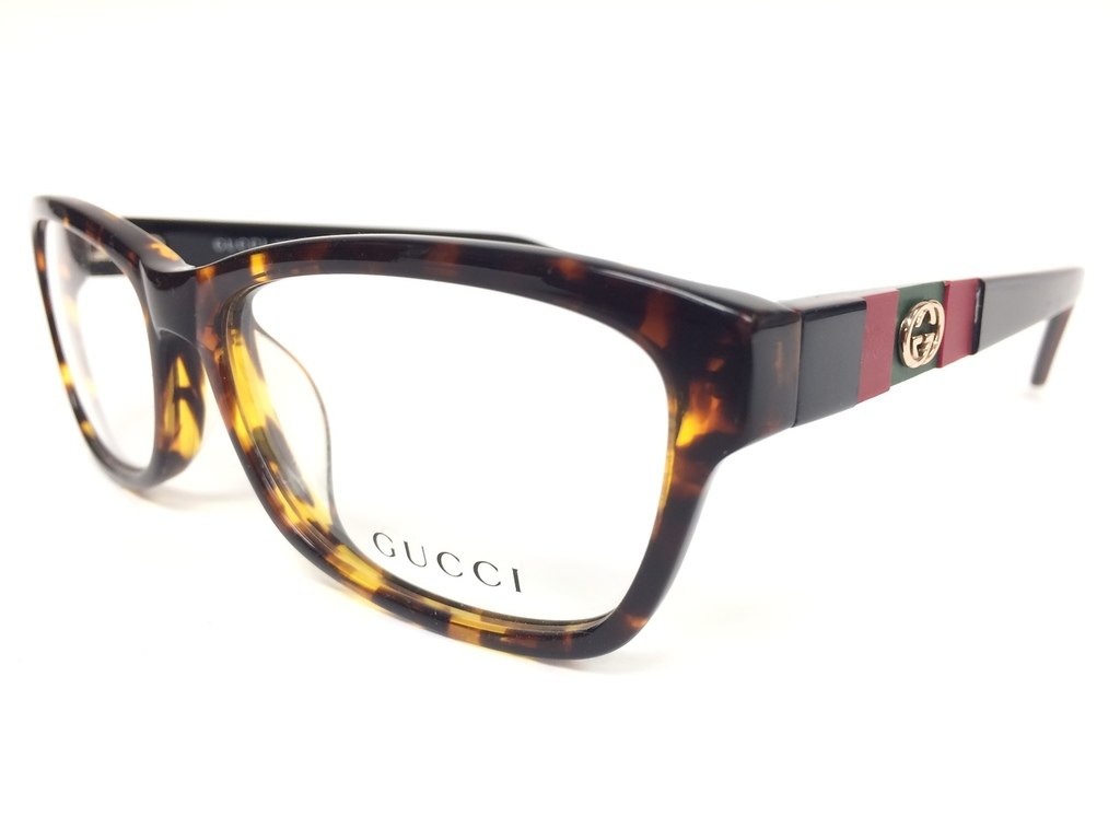 927a05b1ac0e5 Gucci GG 3542 Tortoise Shell Prescription Optical Frame