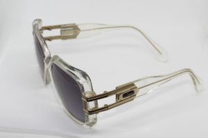 Vintage Clear/Gold Cazal