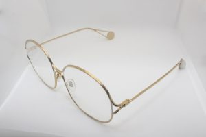 Awesome Gucci Gold Optical