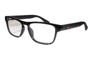 Gucci GG0174O Black Square Eyeglasses
