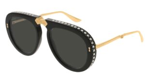 Gucci GG0307 Oversize Foldable Sunglasses