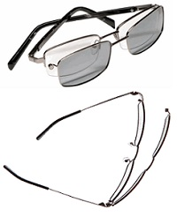 AirMag | Innovative Polarized Magnetic Clip-On Eyeglasses