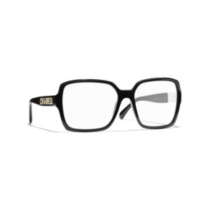 Chanel 5408 | Luxury Square Eyeglasses
