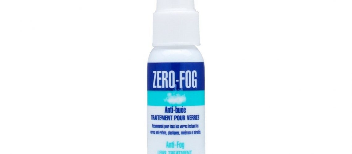 Zero Fog | 30ML Bottle | Stop fighting the fog on your eyeglasses and sunglasses - cancel it with Zero Fog. Sold exclusively at Frame Saver Eyeglass Repair.